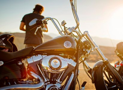 Motorcycle Rental, 'Build your own' Tours & Guided Tours