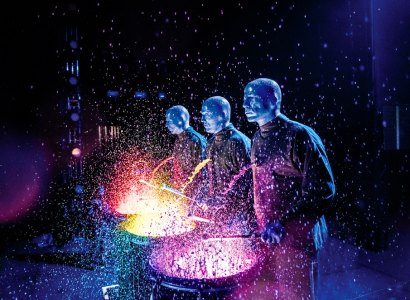Blue Man Group at Universal Orlando Resort™