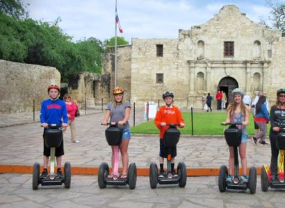 Segway Tours of San Antonio