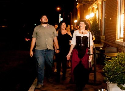 Haunted Houston Walking Tour