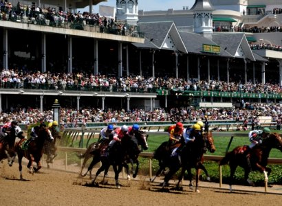 The Kentucky Derby 2020