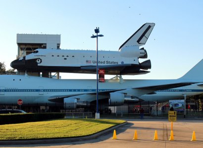 NASA Space Center and Houston Sightseeing Tour
