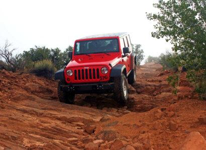 Utah Jeep Tours