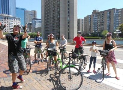 Bike Tours Around Boston