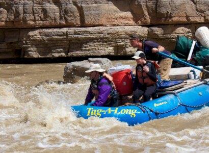Utah Multi-Day Canyon Rafting Adventure
