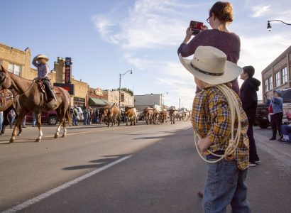 Cowboy Days & Indian Ways