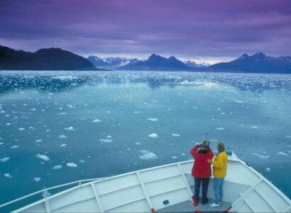 Kenai Fjord Cruise & Alaskan Railroad