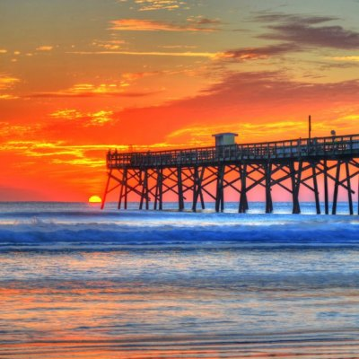 Daytona Beach, St Augustine & Vero Beach