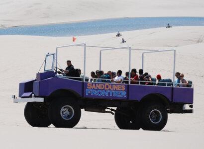 Sand Dunes Frontier