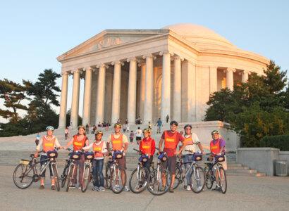 Washington, DC, Bike Tours