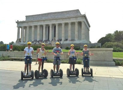 Washington, DC, Segway Tours