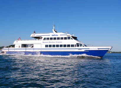 Cruises from Boston Harbour