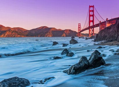 Majestic California: San Francisco, Yosemite & the Pacific