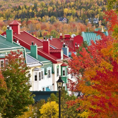 Tremblant, Labelle & Saint Michel des Saints