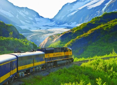 Alaska by Rail Tour