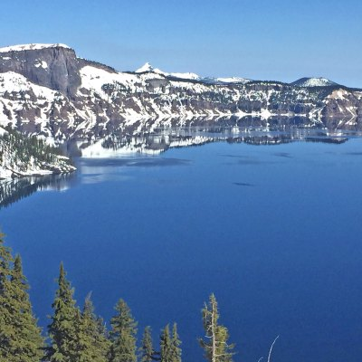 Crater Lake, Southern Oregon