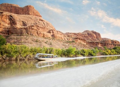 Utah Jet Boat Tour