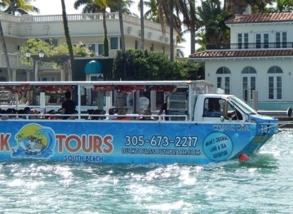 Miami Duck Tour, Florida