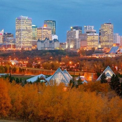 Edmonton & Fort McMurray