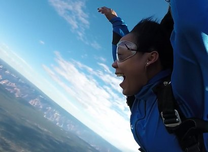 Paragon Skydiving, Grand Canyon, Arizona