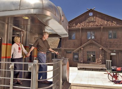 Grand Canyon Rail Tour