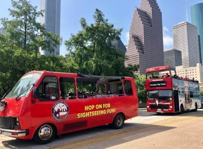 Houston Hop-On Sightseeing Tour