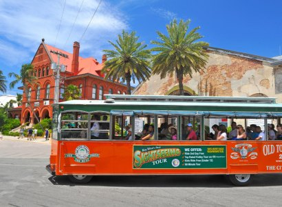 Key West Trolley Tours