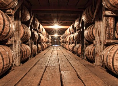Bourbon Distilleries Tour