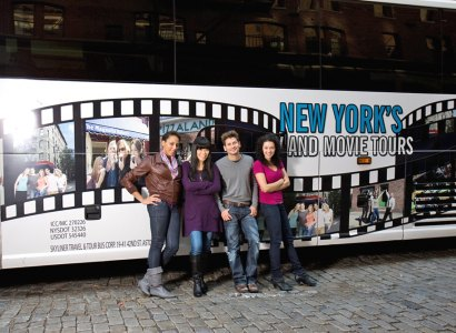 New York Movie & Television Tours