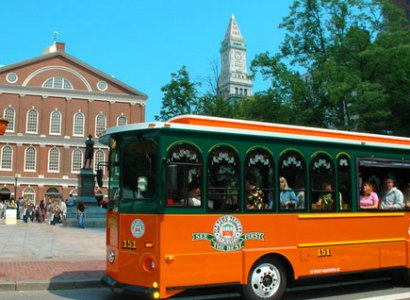 Boston Trolley Tour - Hop on Hop Off