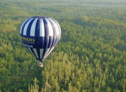 Orlando Sunrise Hot-Air Balloon Ride, Florida