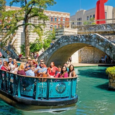 San Antonio & Hill Country
