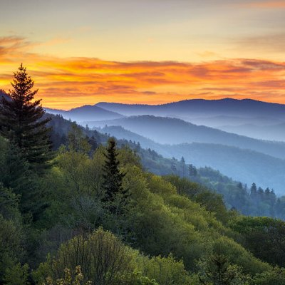 Great Smoky Mountain Region