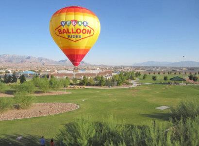 Las Vegas Balloon Rides