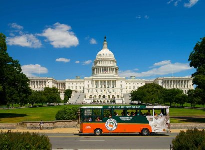 Trolley Tours of Washington, DC