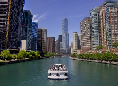 Chicago Sightseeing Cruises