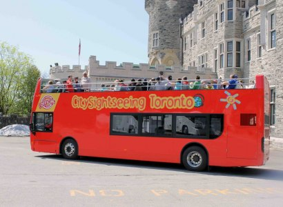 Toronto Hop-on Hop-off Sightseeing