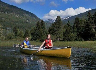 Canoe Adventures from Whistler
