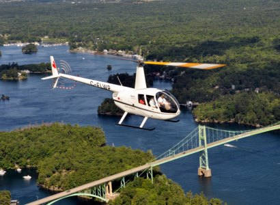 1000 Island Helicopter Tours