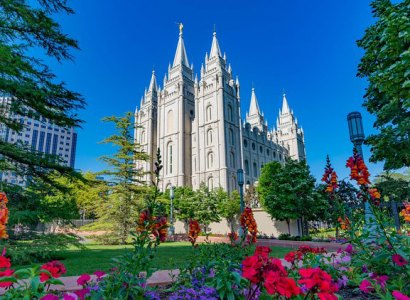 Salt Lake City Bus Tour