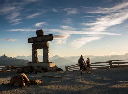 Canadian Rockies, Whistler and Victoria