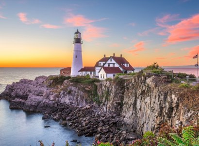 The Best of New England