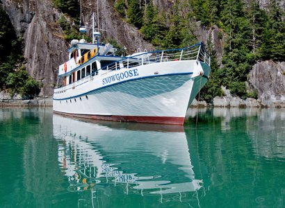 Small Ship Adventure Cruises