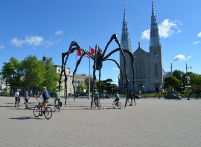 Ottawa Express Cycling Tour