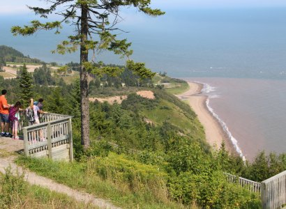 Fundy Trail Hiking & Picnic, New Brunswick