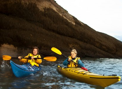Sea Kayaking, Fundy National Park, New Brunswick