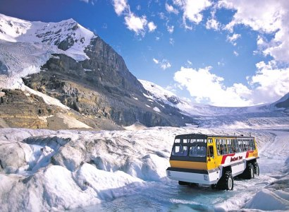 Columbia Icefield Experience