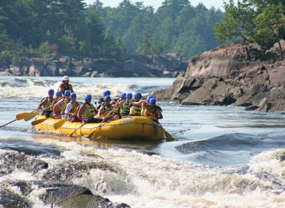 Ontario Highlands Whitewater Rafting