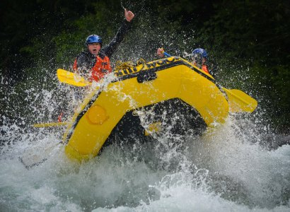 Wet & Wild River Rafting from Vancouver