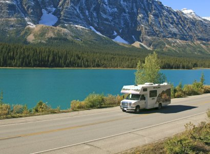 Motorhome Holidays in Canada